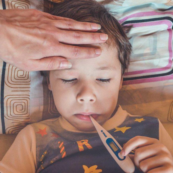 Dauerkranke Kinder