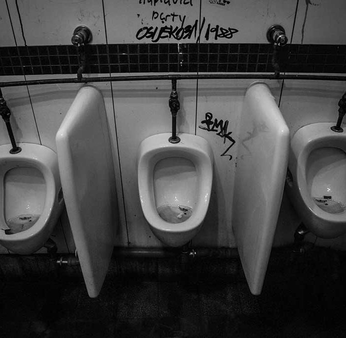 Paruresis: Die Angst vor dem Toilettengang